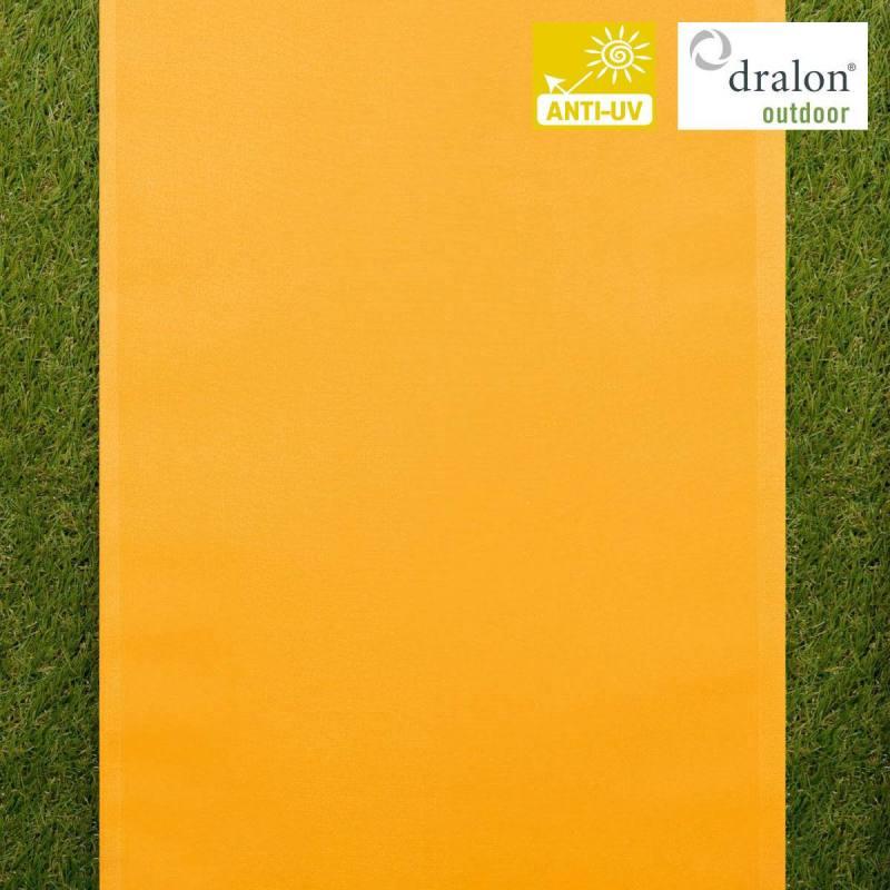 Toile transat jaune