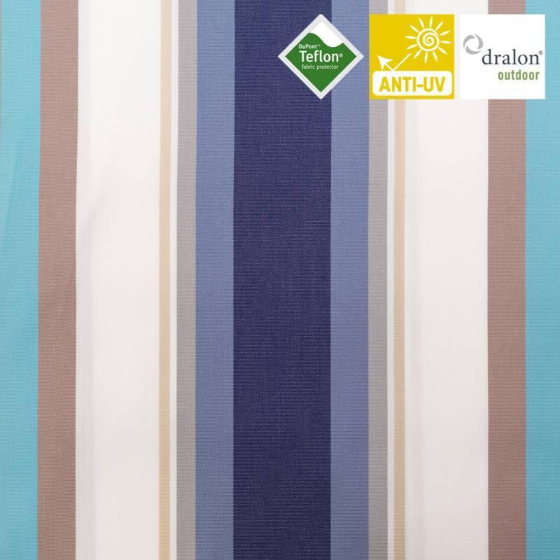 toile ext rieur t flon grande largeur mentoue bleu pas cher tissus price. Black Bedroom Furniture Sets. Home Design Ideas