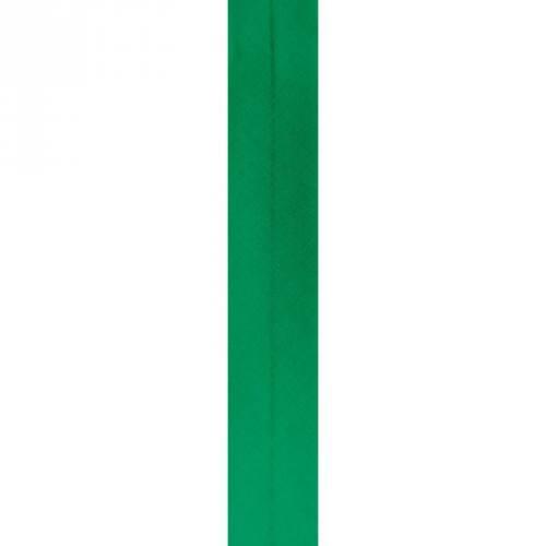 Bobine de biais 30mm 5m vert