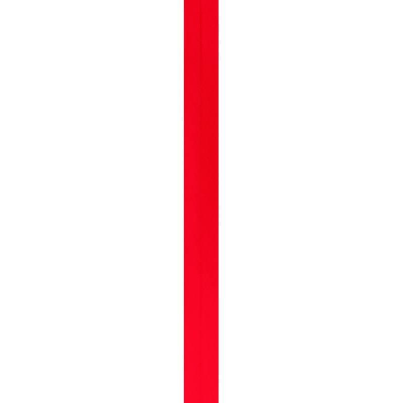 Bobine de biais 20mm 5m rouge vermillon