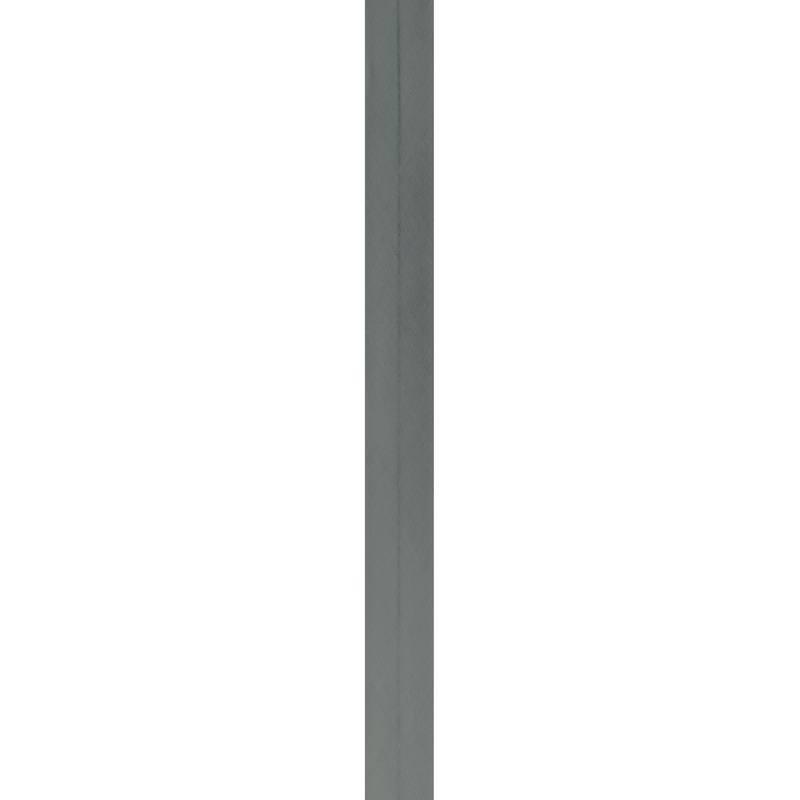 Bobine de biais 20mm 5m gris anthracite