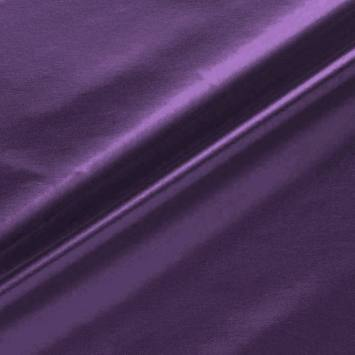 Simili cuir souple Arthur violet