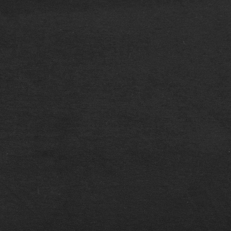 Jersey viscose noir haut de gamme