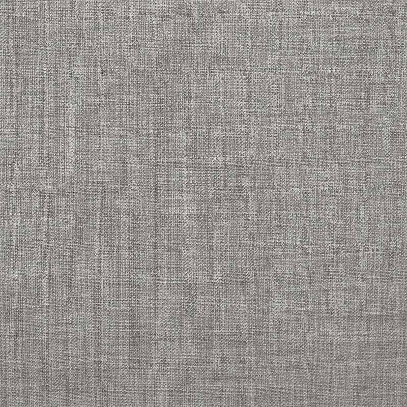 Tissu aspect lin gris souris