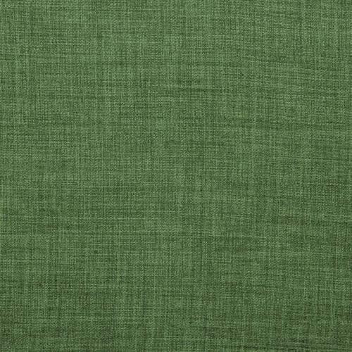 Tissu aspect lin vert gazon
