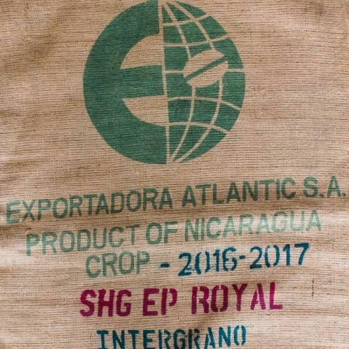 Sac à café Nicaragua