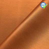 Simili cuir uni green bronze