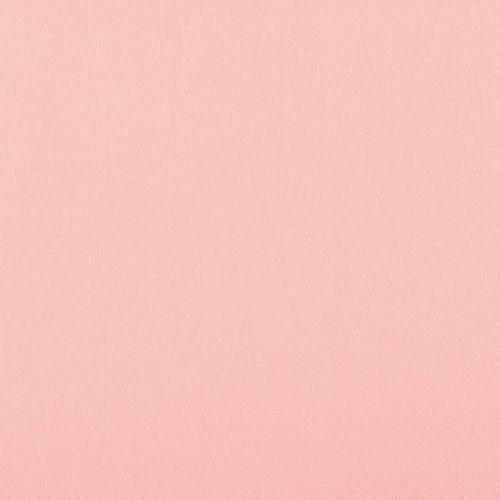 Feutrine rigide rose dragée