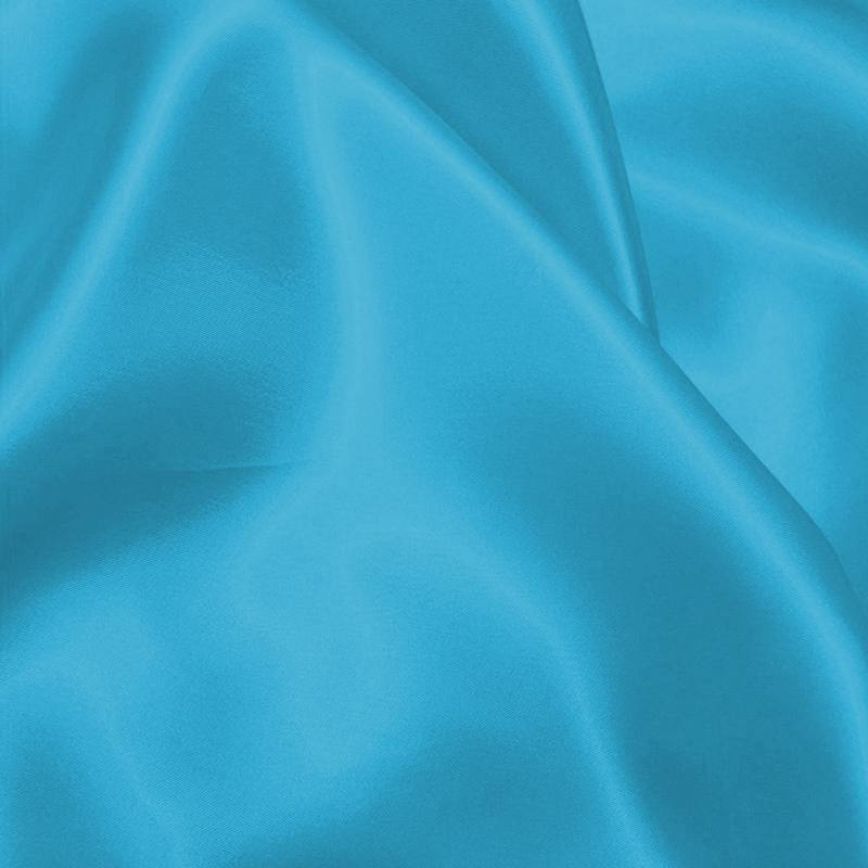 Satin uni bleu turquoise 90 gr