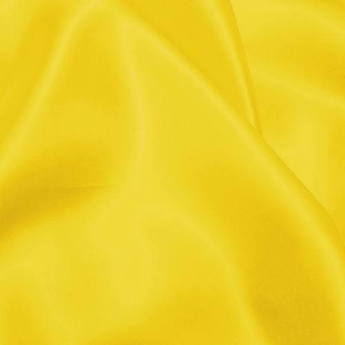 Satin uni jaune 90 gr