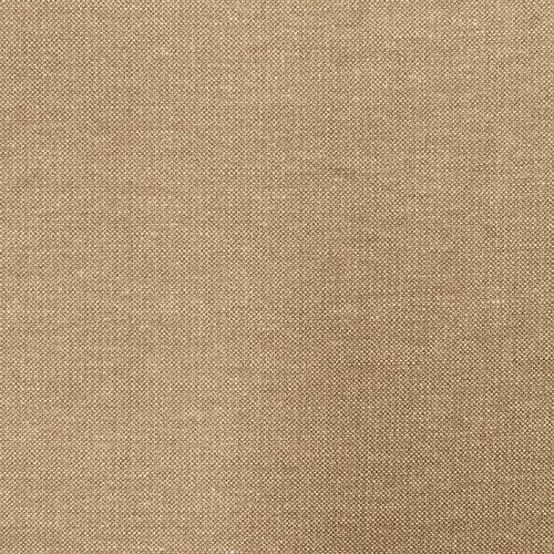 Toile viscose chiné marron et sable