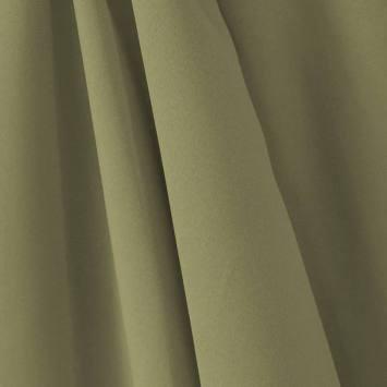 Tissu occultant uni vert sauge