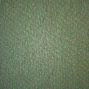 Toile viscose chiné vert foncé et grise