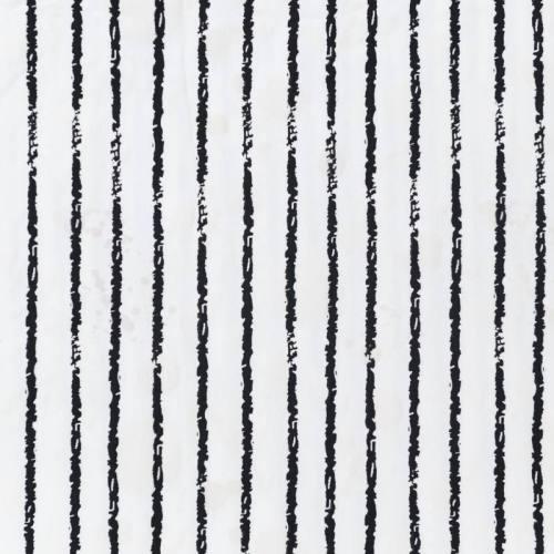 Jersey magique motif rayures et taches de peinture
