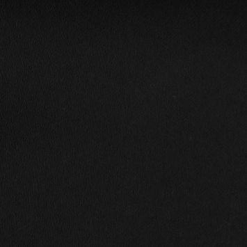 coupon - Coupon 0.45m - Tissu occultant grande largeur noir