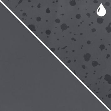 Tissu softshell magique gris motif splash