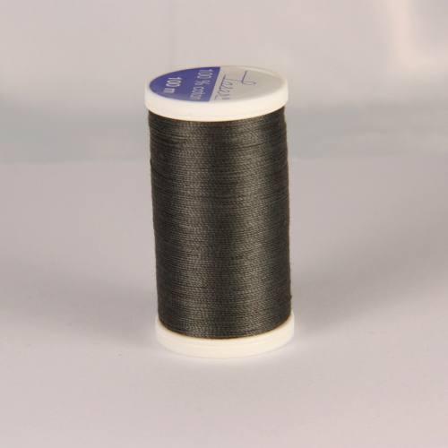 Fil coton laser gris 3113
