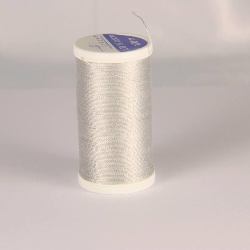 Fil coton laser gris clair 3140