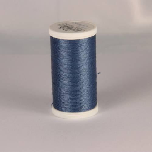 Fil coton laser bleu gris 3218