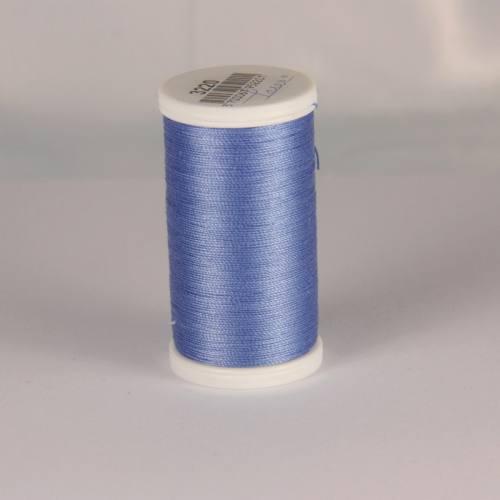 Fil coton laser bleu clair 3220