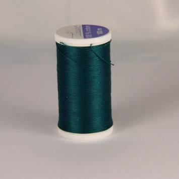 Fil coton laser bleu canard 3234