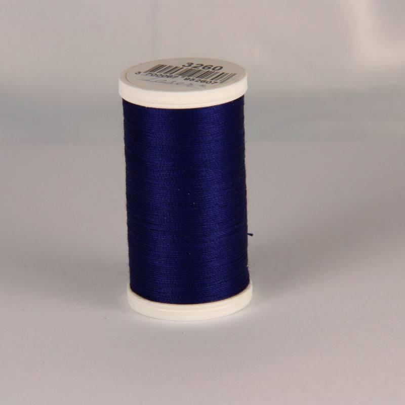 Fil coton laser bleu roi 3260