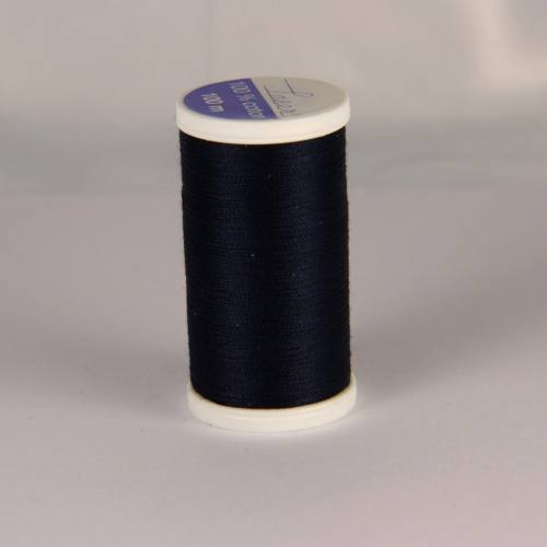 Fil coton laser bleu foncé 3270