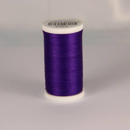 Fil coton laser violet 3303