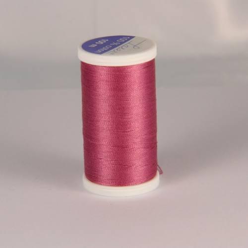 Fil coton laser rose 3336