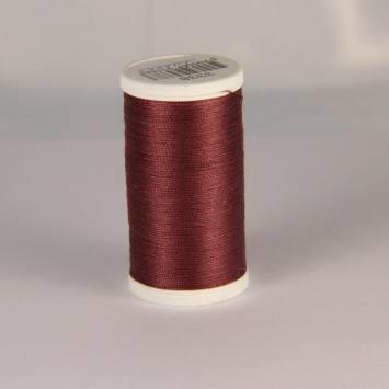 Fil coton laser mauve 3338