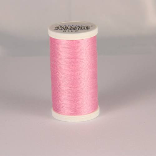 Fil coton laser rose clair 3418
