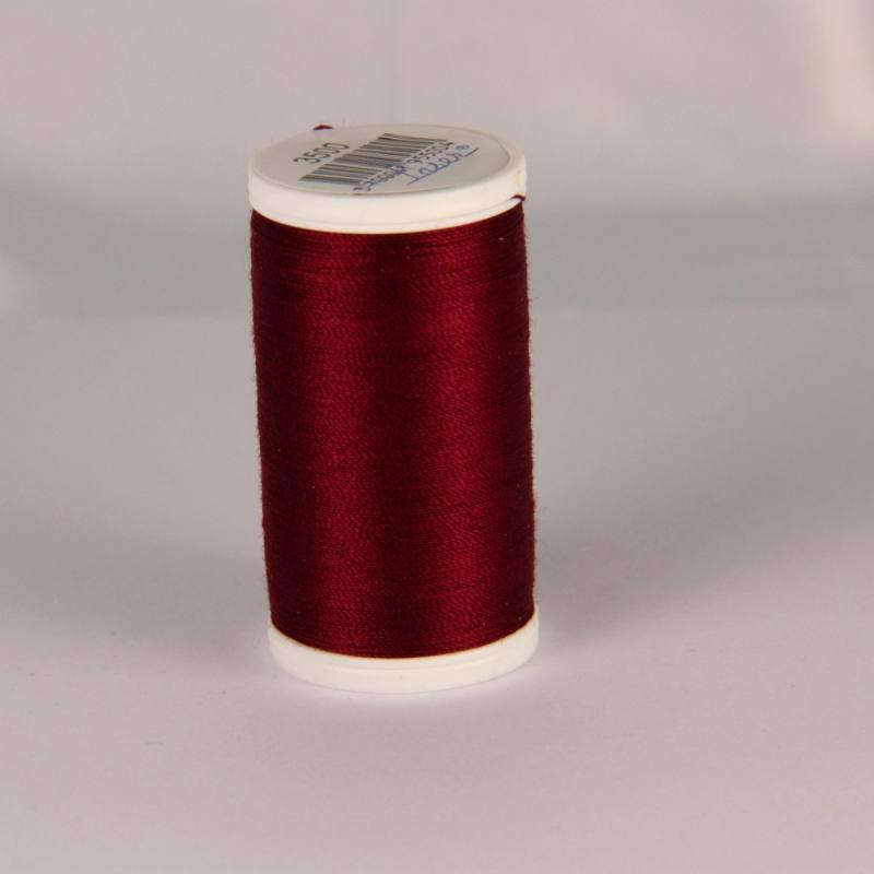 Fil coton laser lie de vin 3500