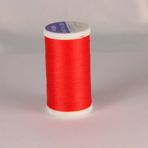 Fil coton laser orange 3522