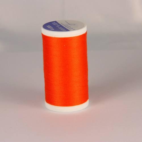 Fil coton laser orange 3600