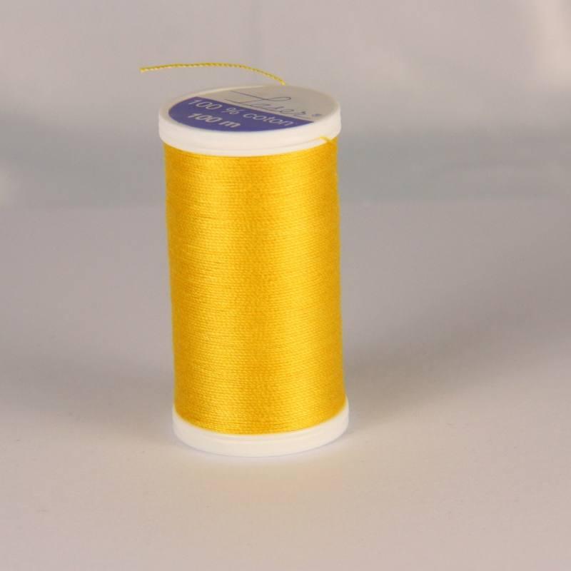 Fil coton laser jaune 3607