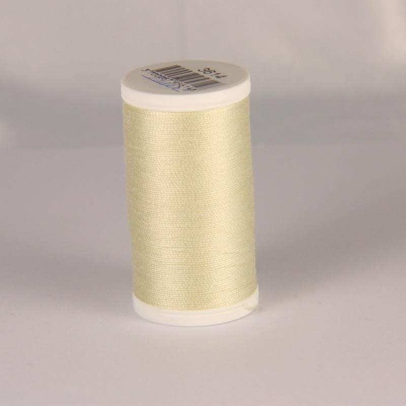 Fil coton laser crème 3614