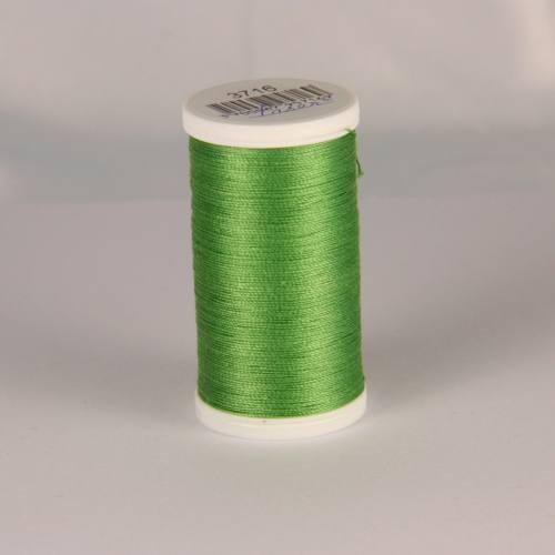Fil coton laser vert 3716
