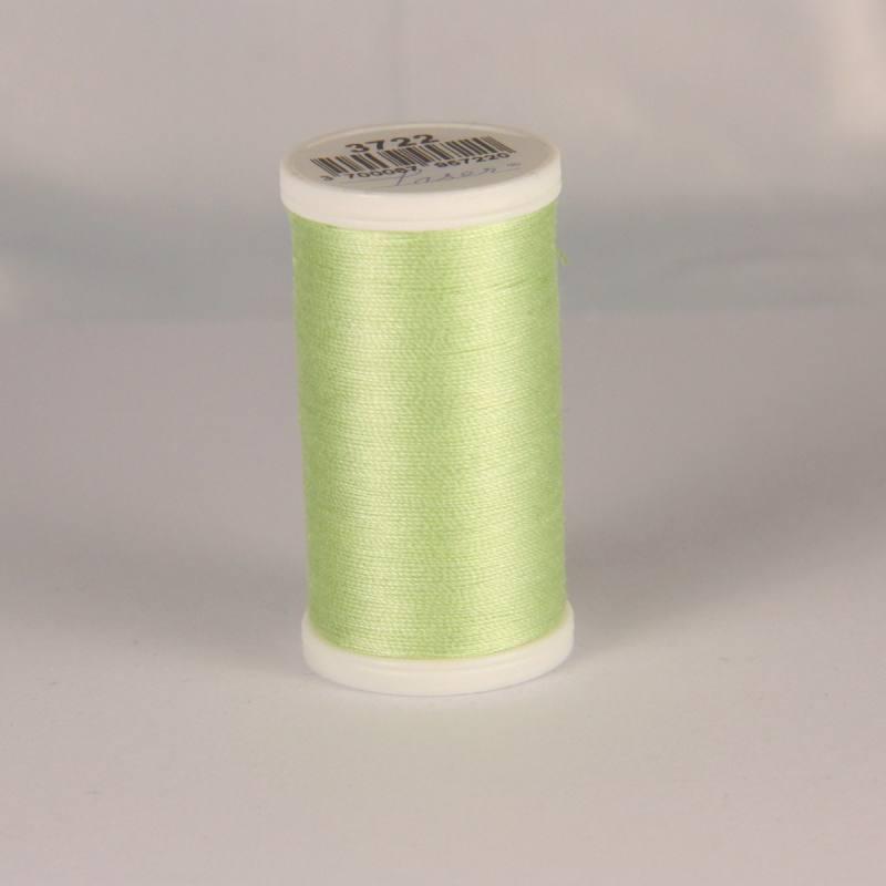 Fil coton laser vert clair 3722