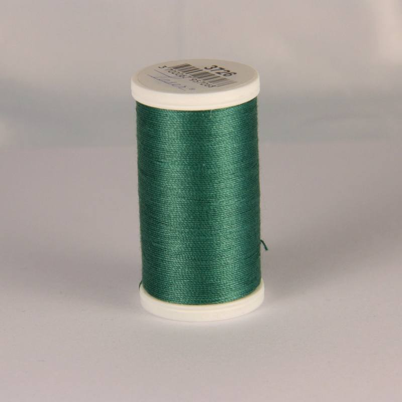 Fil coton laser vert 3726