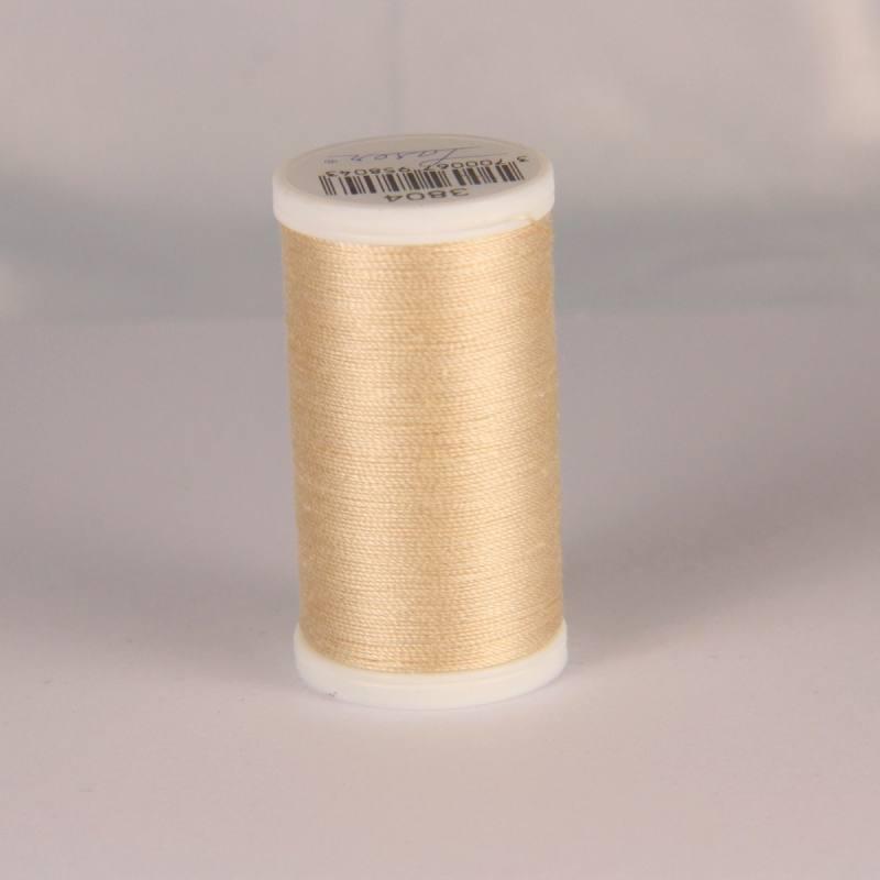 Fil coton laser beige 3804
