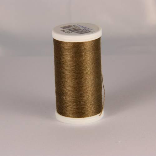 Fil coton laser marron 3834
