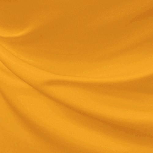 Satin duchesse jaune blé