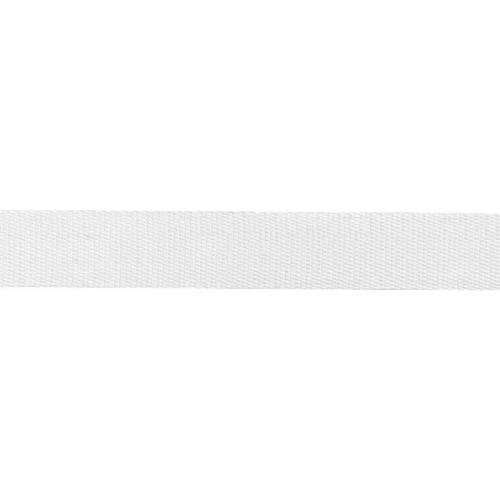 Sangle coton 40mm blanche
