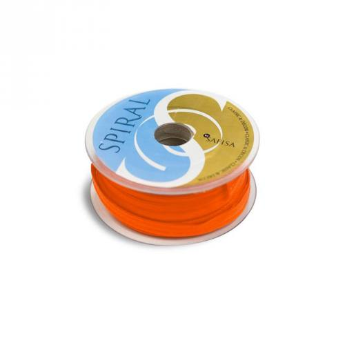 Bobine 25M passepoil 15 mm orange