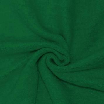 Tissu lainage vert billard