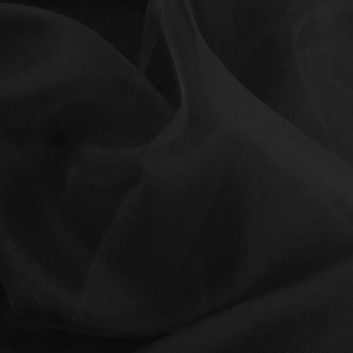 Rouleau 50m organza noir