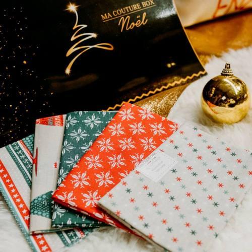 Box de Noël - Hotte du Père Noël personnalisable + 5 coupons