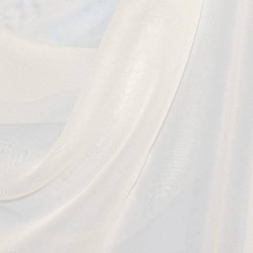 Rouleau 30m voilage ivoire non feu m1 plombé