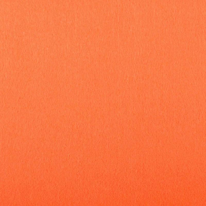 Rouleau 15m feutrine orange 91cm