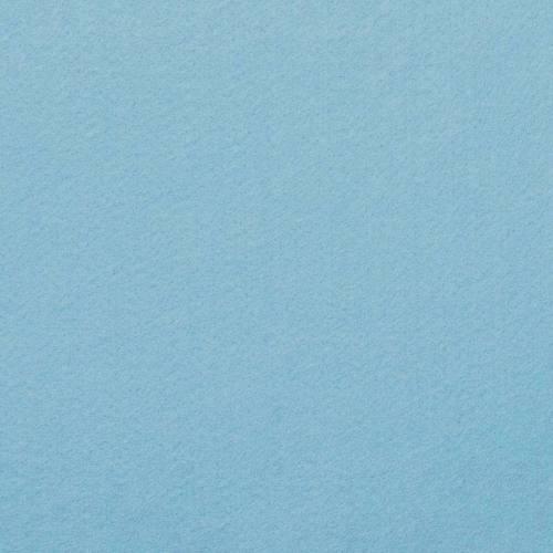 Rouleau 15m feutrine bleu clair 91cm
